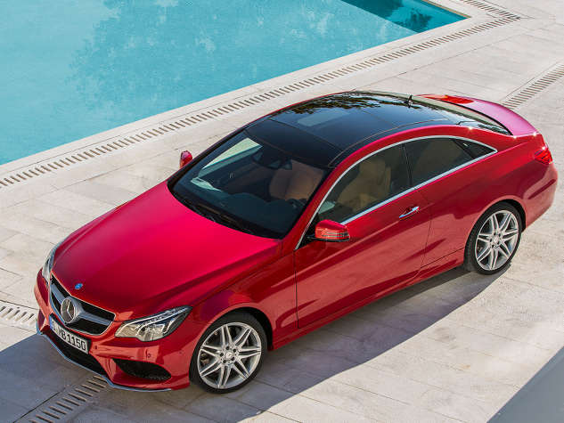New 2014 Mercedes-Benz E-Class Coupe &amp; Cabriolet: Features and Technology